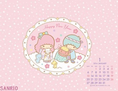 キキララ カレンダー